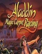 Постер игры Aladdin's Magic Carpet Racing ПК