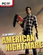 Постер игры Alan Wake's American Nightmare ПК