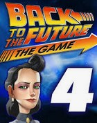 Постер игры Back to the Future: The Game. Episode 4: Double Visions ПК