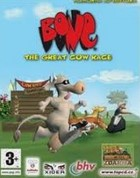 Постер игры Bone: The Great Cow Race ПК