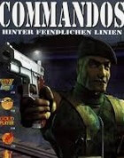 Постер игры Commandos: Behind Enemy Lines ПК