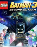 Постер игры Lego Batman 3: Beyond Gotham ПК