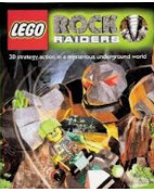Постер игры Lego Rock Raiders ПК