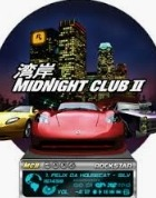 Постер игры Midnight Club II ПК