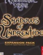 Постер игры Neverwinter Nights: Shadows of Undrentide ПК
