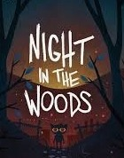 Постер игры Night in the Woods ПК