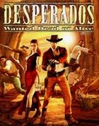 Постер игры Desperados: Wanted Dead or Alive ПК