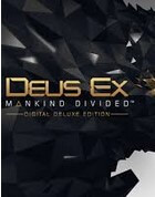 Постер игры Deus Ex: Mankind Divided ПК