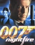 Постер игры James Bond 007: Nightfire ПК