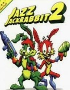 Постер игры Jazz Jackrabbit 2 ПК
