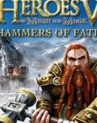 Постер игры Heroes of Might and Magic V: Hammers of Fate ПК